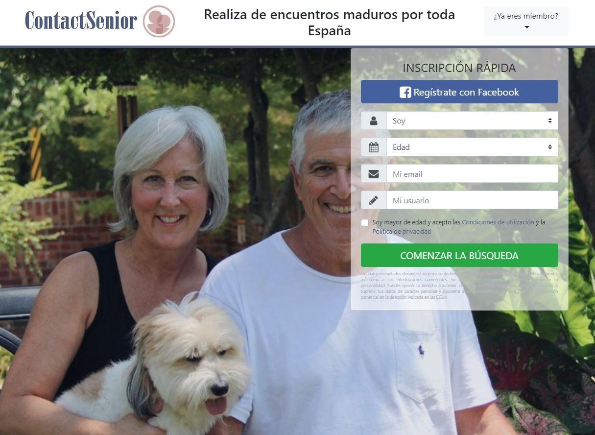2f60e6c4144d8 He probado Contact senior  un sitio de citas de personas mayores totalmente  gratuito