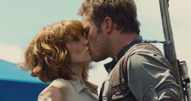 beso en la primera cita